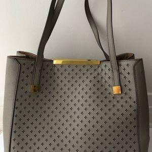 J Crew genuine leather purse